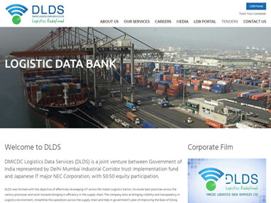 DMICDC Logistics Data Services