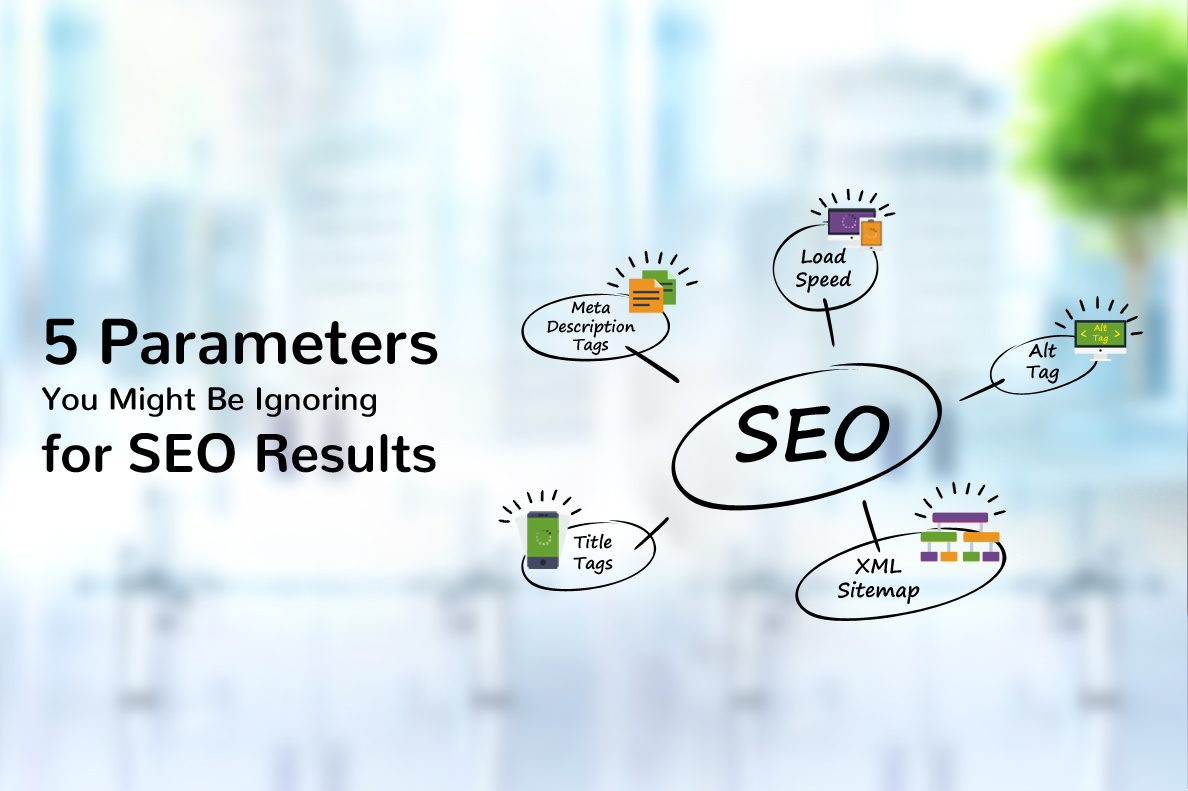 5 parameters you might be ignoring for seo results seo website